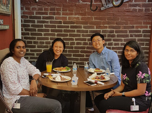 Lab lunch (Sept 2019)