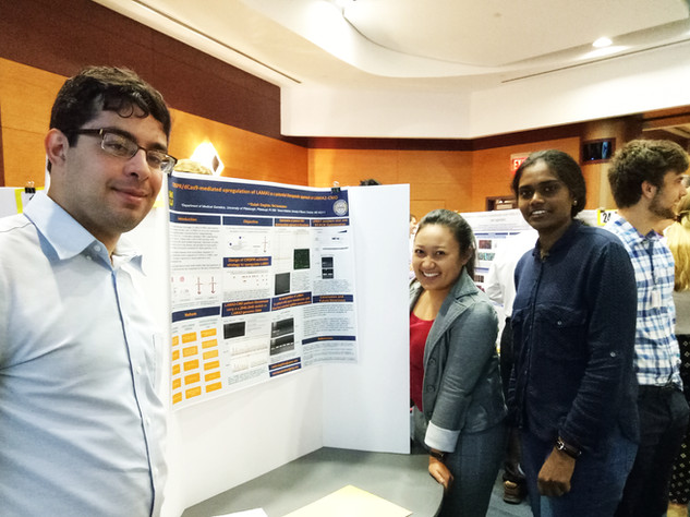 Summer student symposium (July 2019)