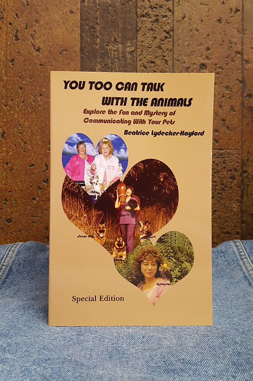 """You Too Can Talk With the Animals"" Book"