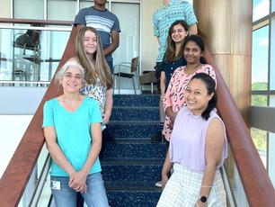 Lab group photo (June 2021)