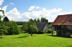 La Herpinière Normandy Gite Orchard
