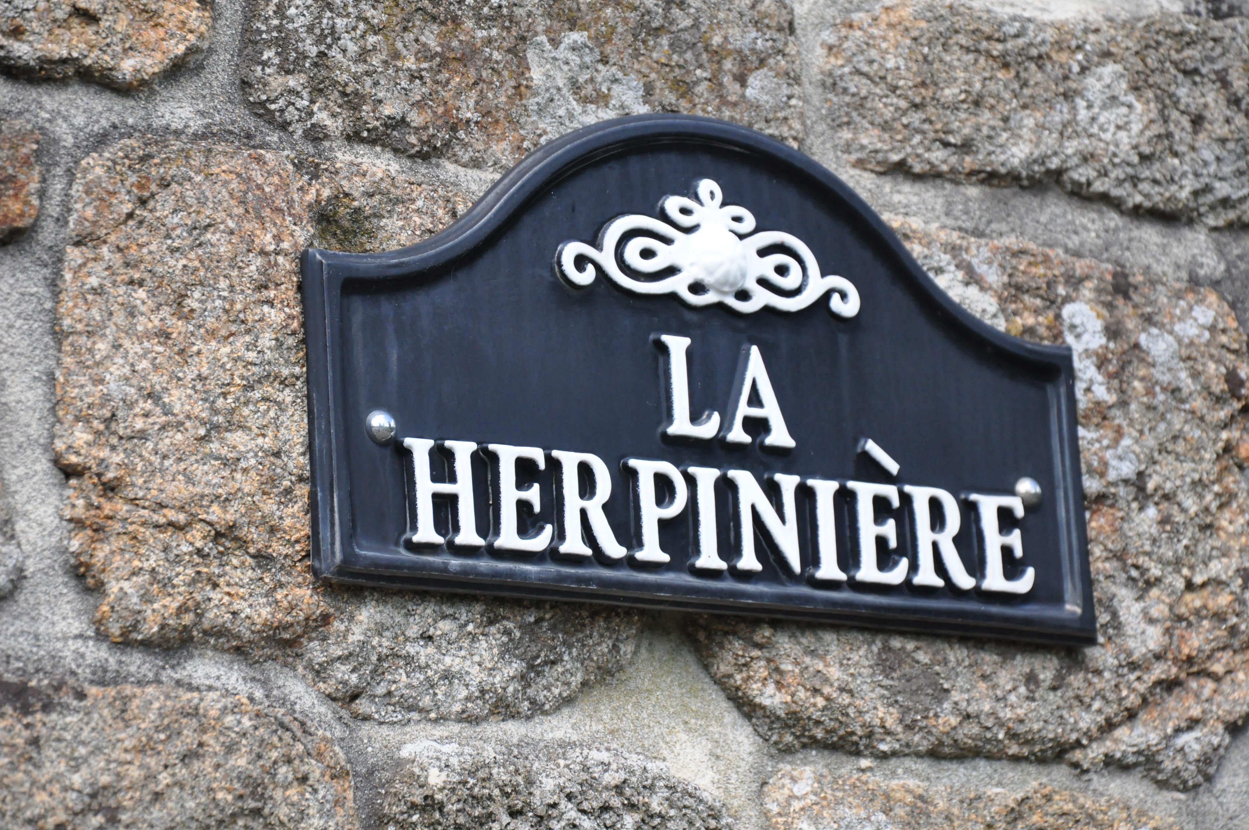 Welcome to La Herpinière