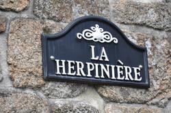 Welcome to La Herpiniere