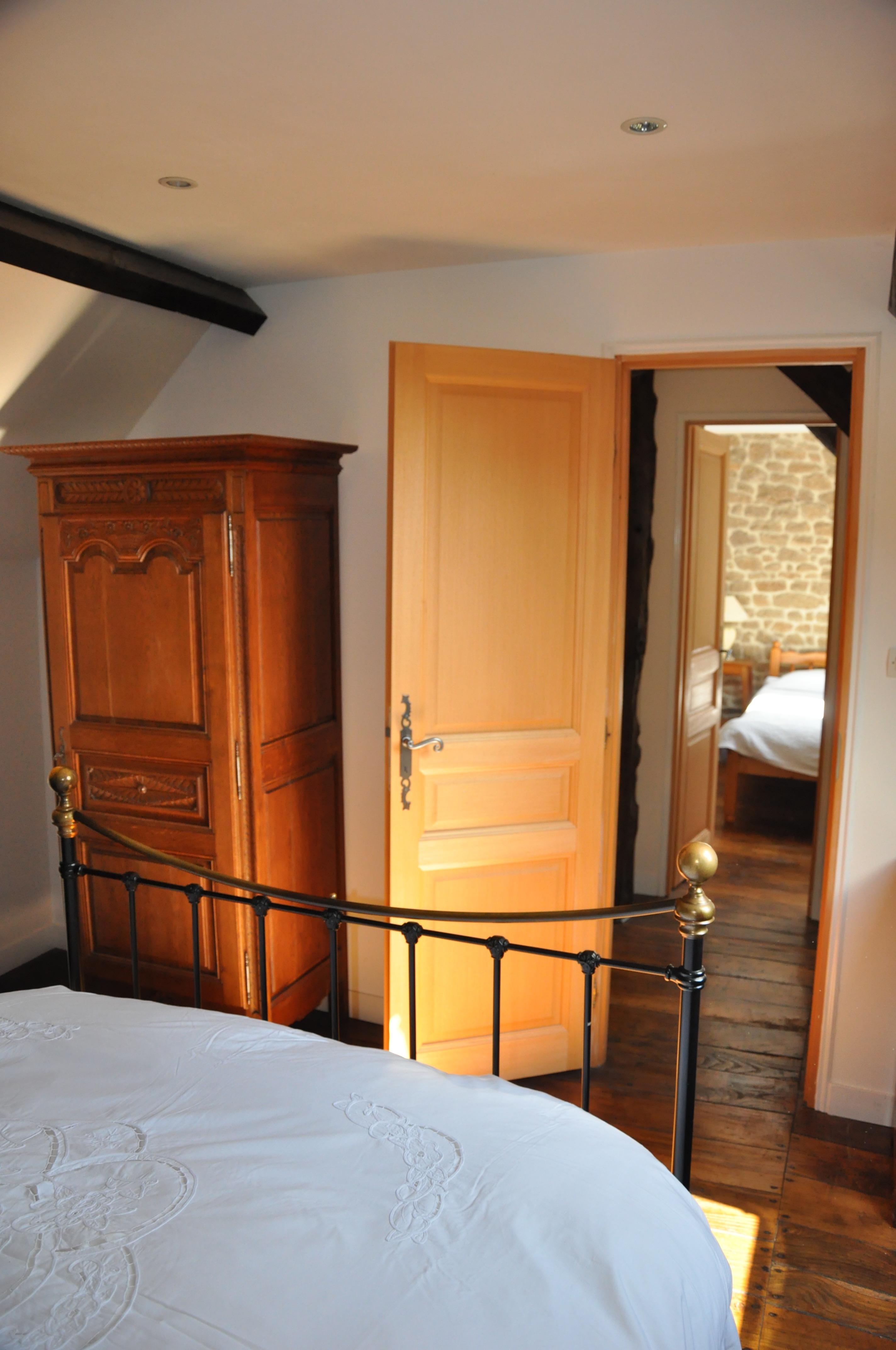La Herpiniere Main Bedroom