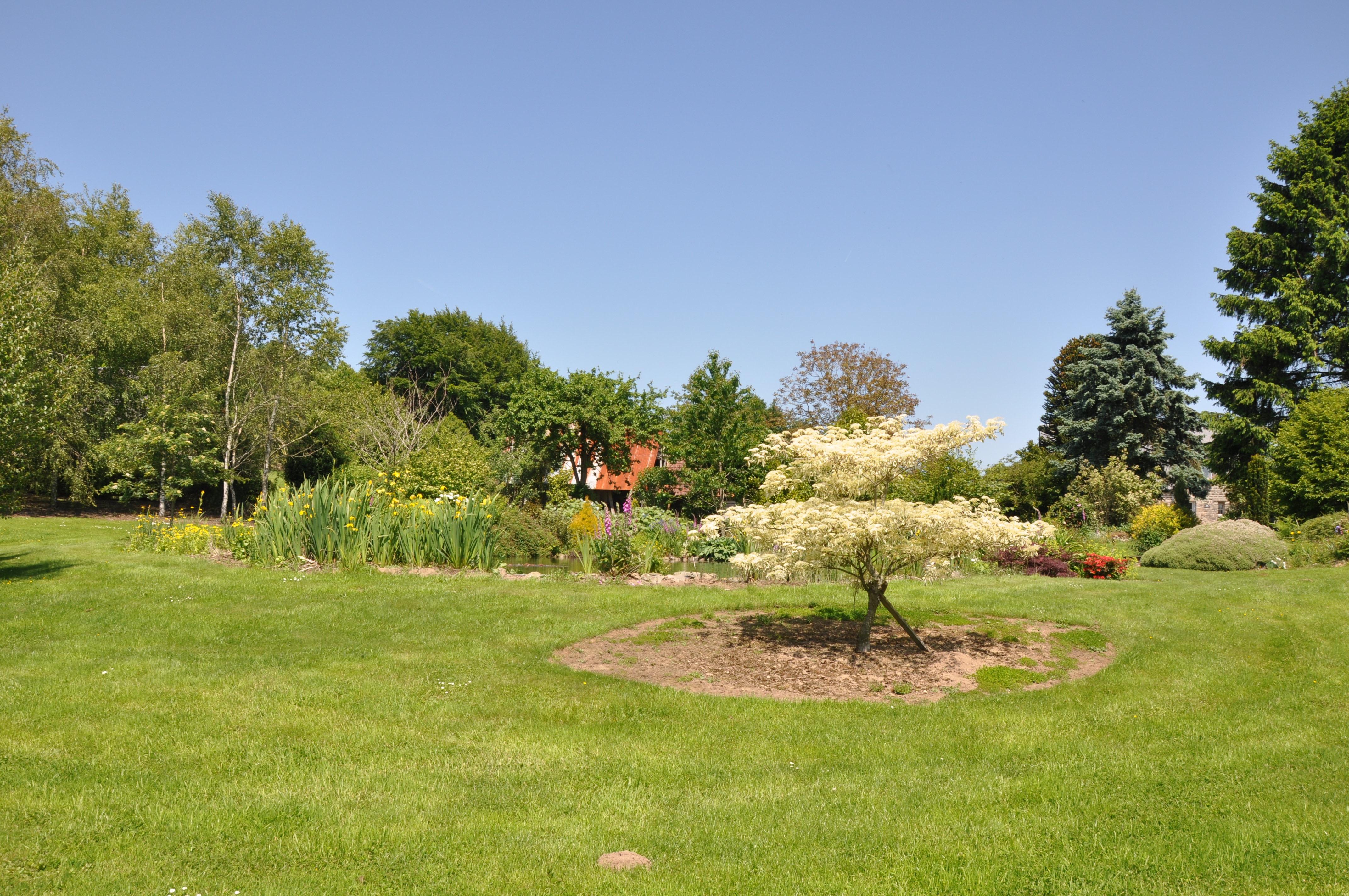 La Herpiniere Gardens