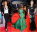 BAFTA Red Carpet Stunners