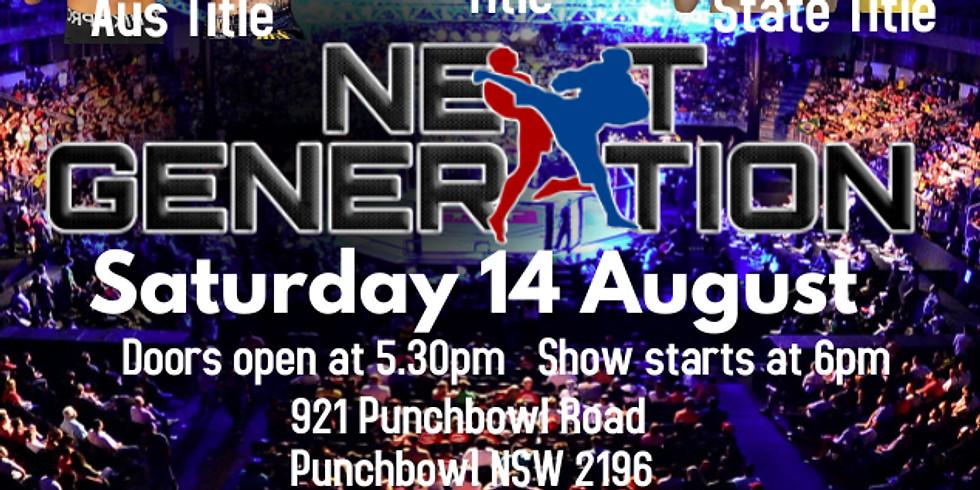 Next Generation Fight Night