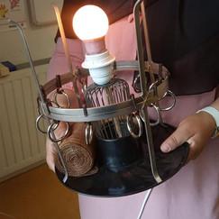 Atelier lampe 12/06/2021