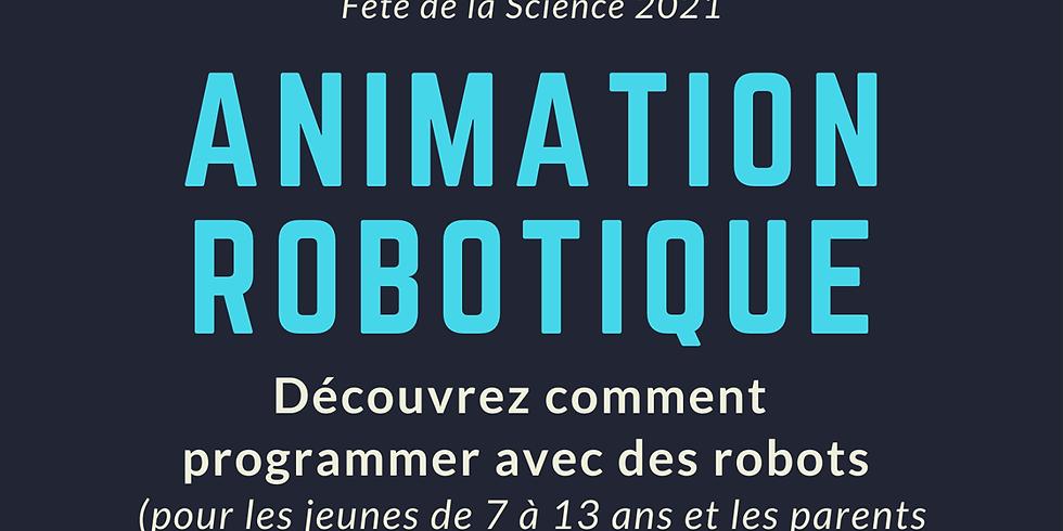 Capsologie - Animation robotique