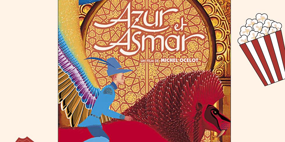 """Diffusion sur grand écran """"Azur et Asmar"""""""