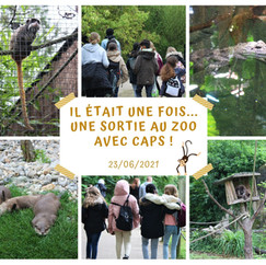 Sortie au zoo 23/06/2021