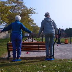 Séance Renforcement Musculaire Seniors 20/04/2021