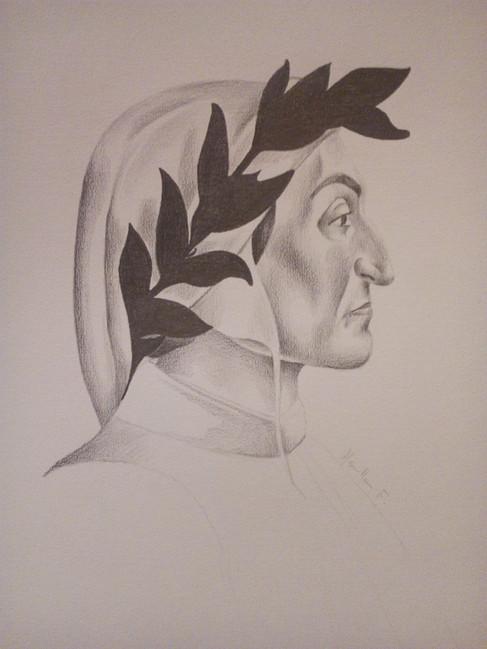 Dante (d'après Botticelli)