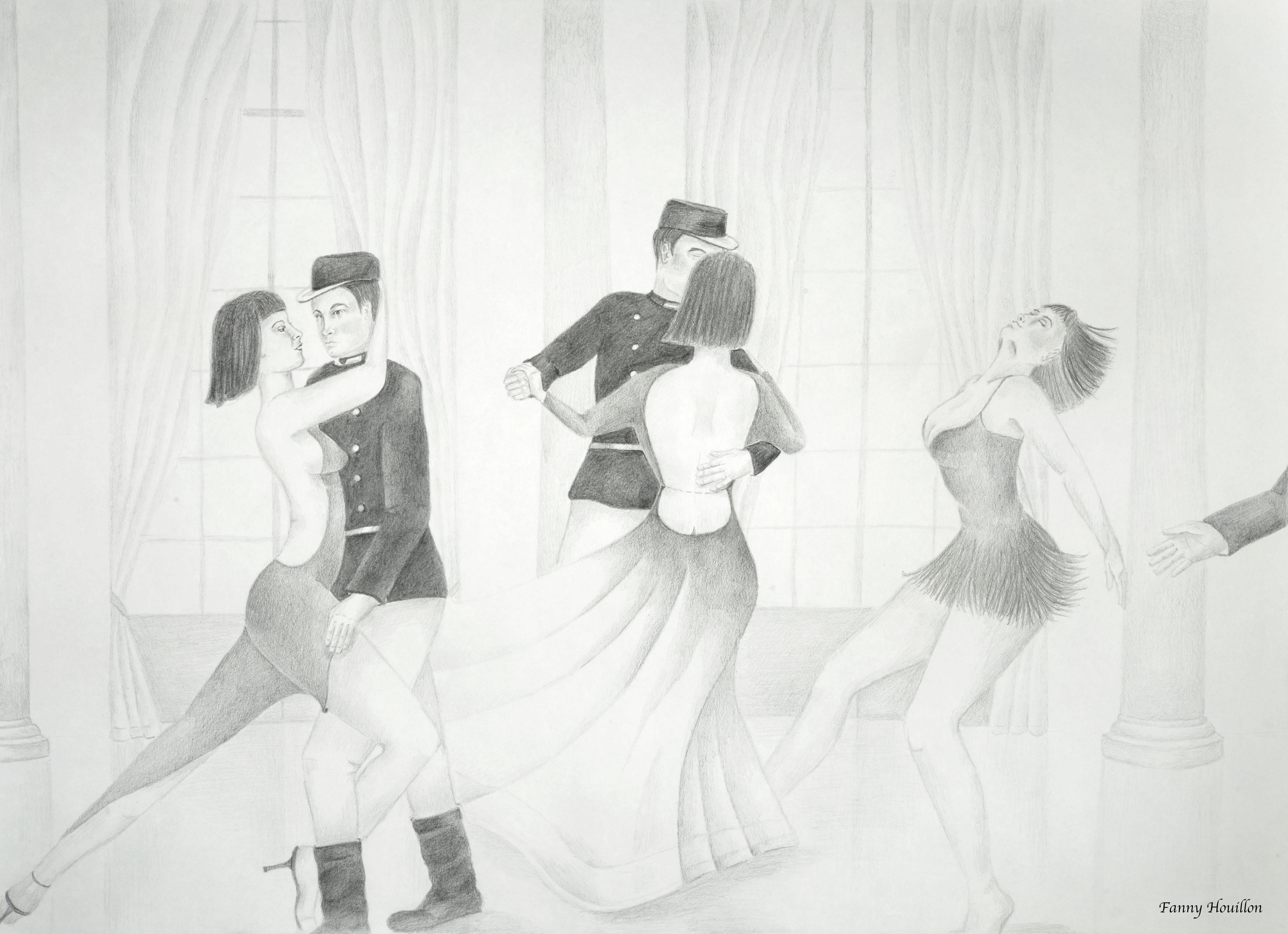 Les Trois danses