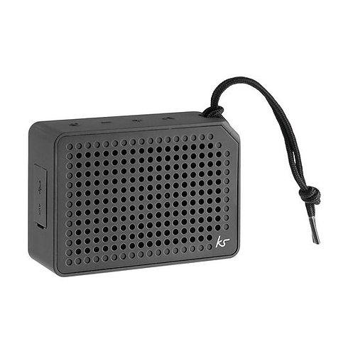 Kit Sound - Hawaii 2.0 IP66 5W Bluetooth Wireless Speaker - Black