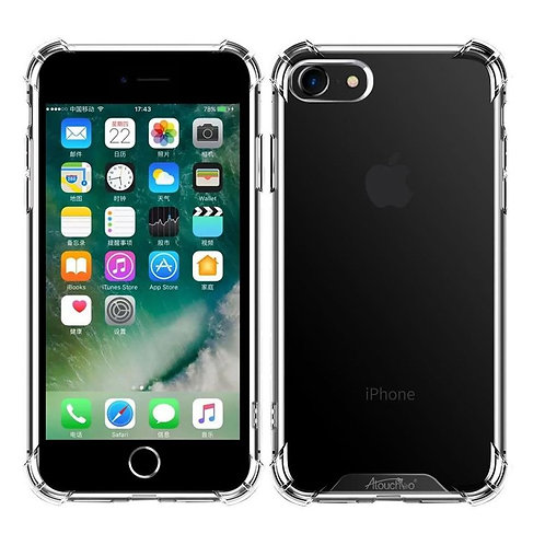 Official King Kong - iPhone 6,6S,7,8,SE 2020 Cases - Anti Burst Clear Shockproof