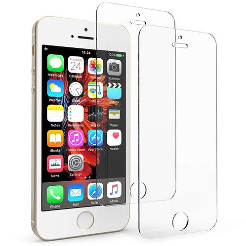 Apple iPhone 6, 6S, 7, 8, SE 2020 - 9H Tempered Glass Screen Protectors
