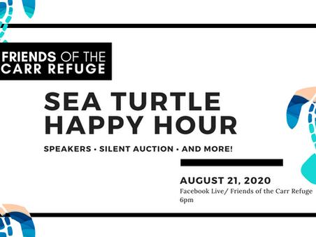 Sea Turtle Happy Hour