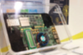 We provide tailor-made FPGA accelerators