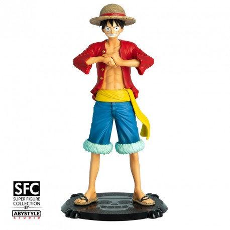 "ONE PIECE - Figurine ""Monkey D. Luffy"""