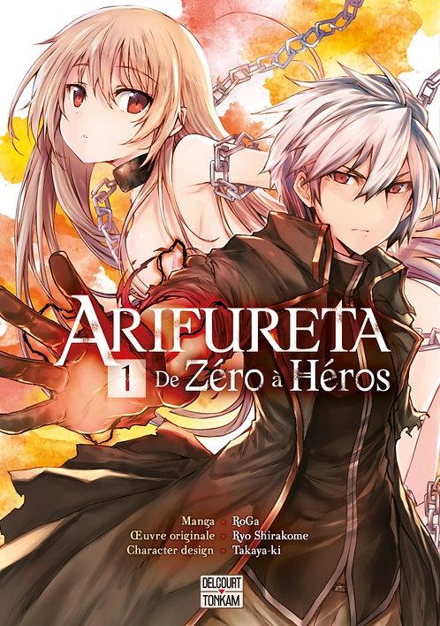 ARIFURETA DE ZERO à HEROS