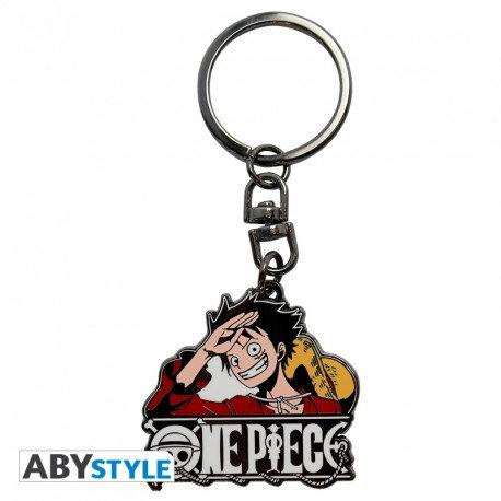 """ONE PIECE - Porte-clés """"Luffy New World"""""""