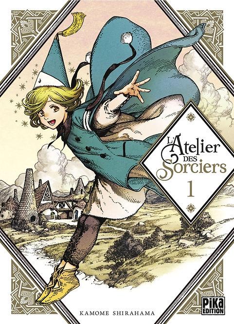 L'ATELIER DES SORCIERS