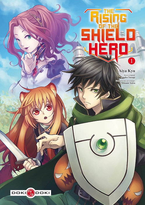 THE RISING OF THE SHIELD