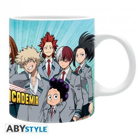 """MY HERO ACADEMIA - Mug - 320 ml - """"Classe"""""""