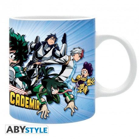 """MY HERO ACADEMIA - Mug - 320 ml - """"Heroes"""""""