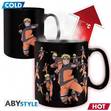NARUTO SHIPPUDEN - Mug Heat Change