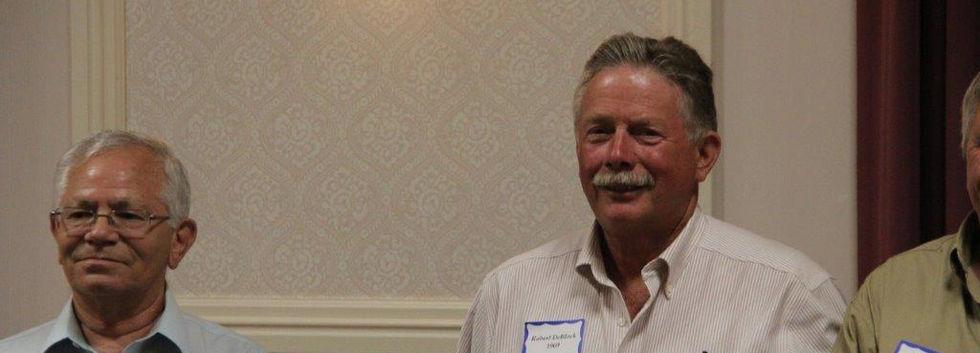 Jerry Ferrari   Bob DeBlock