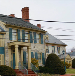 CALEB SWAYZE HOUSE•1832