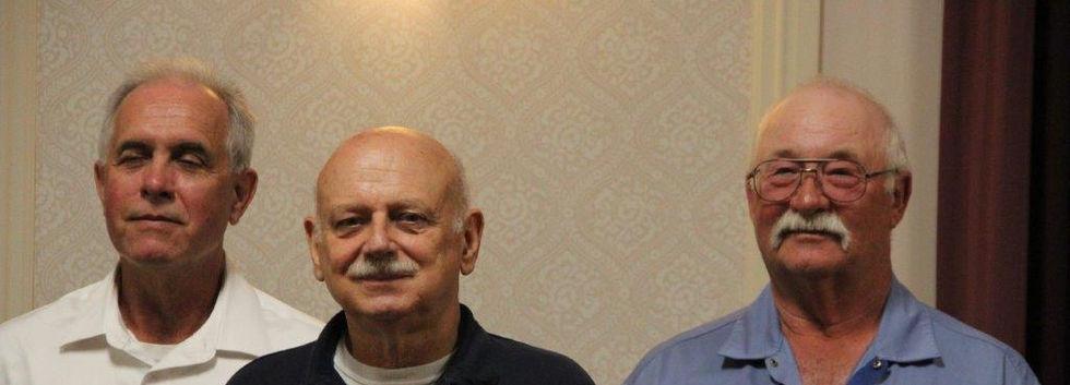 Rich Lambert; K. Chrusz; Steve