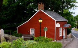 MUSEUM BUILDING•1800'S