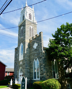 ST. LUKE'S CHURCH•1832