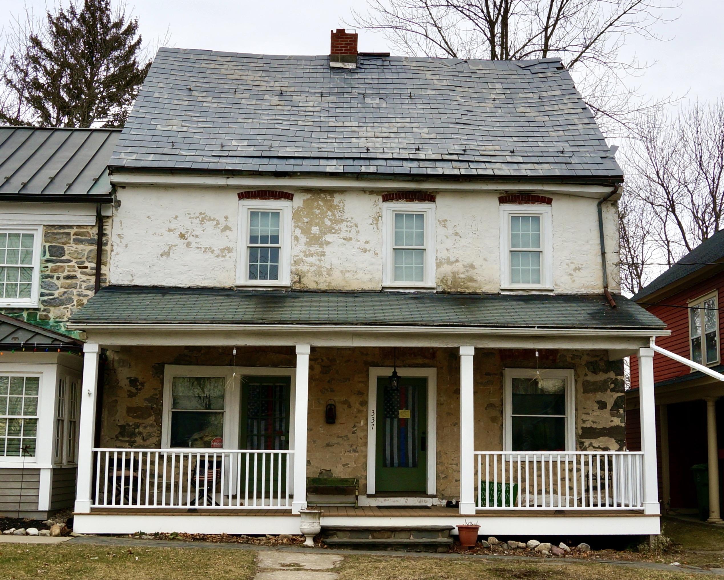 J. WEINLAND HOUSE•1787