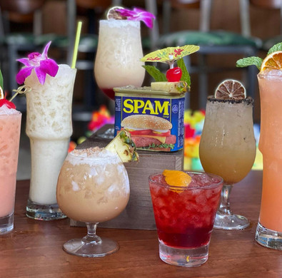 The 808 Specialty Cocktails