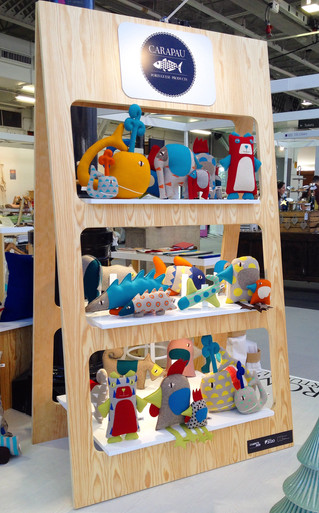 Carapau Portuguese Products exhibit at TopDrawer in London