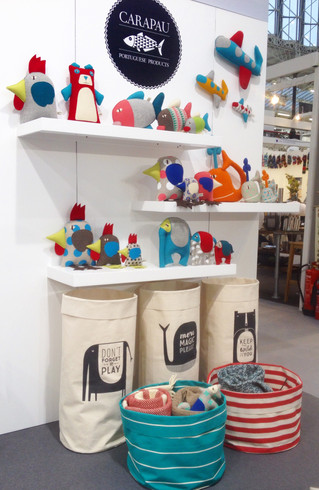 Our second participation at TopDrawer London fair