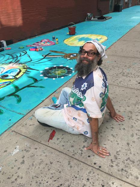 The Brilliant Assistant, Mystic Jorge Clar