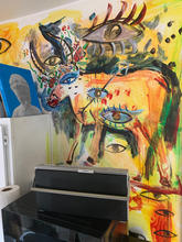 Corona Cave Painting 2020