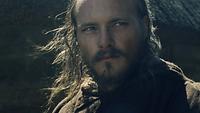 Retrato de un guerrero medieval