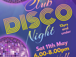 Club Disco Night