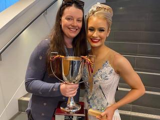 Vera Hopton Perpetual Trophy Winner!
