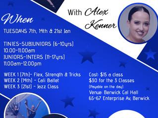 Summer Extension Classes