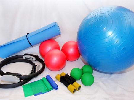 Pilates con Implementos