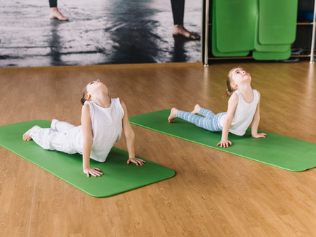 Pilates en niños con discapacidades