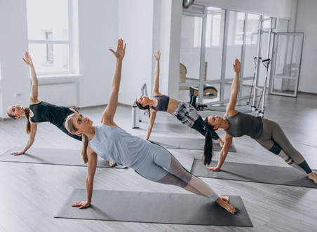 9 beneficios de practicar Pilates regularmente