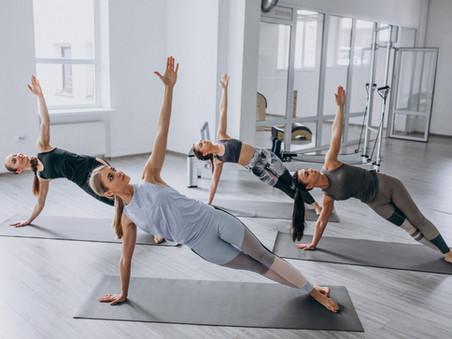 9 beneficios de practicar Pilates regularmente